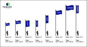flaggstørrelser-eksempler